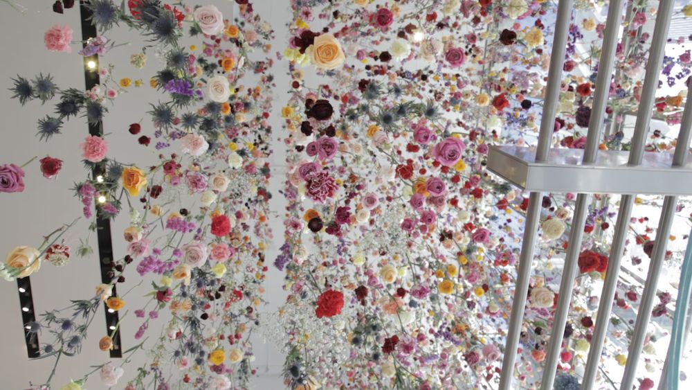 Floral Installation Inspiration Rebecca Louise Law