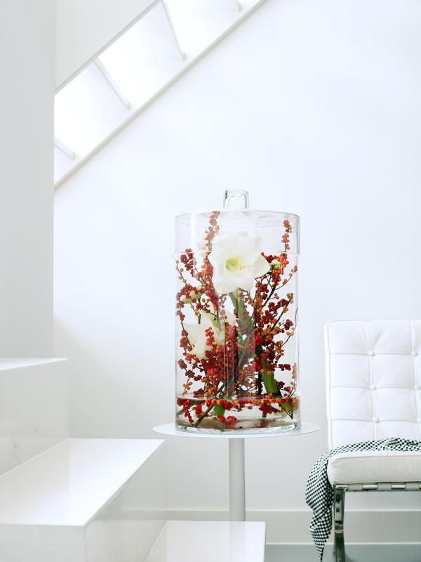 Bouquet inspiration with Amaryllis Funnyhowflowersdothat.co.uk