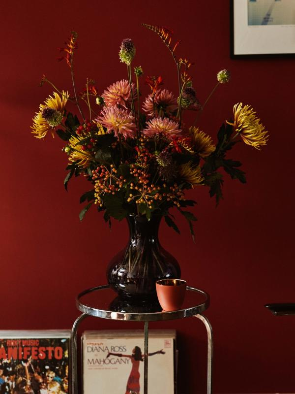 Autumn BOUQUET RECIPE  -Funnyhowflowersdothat.co.uk