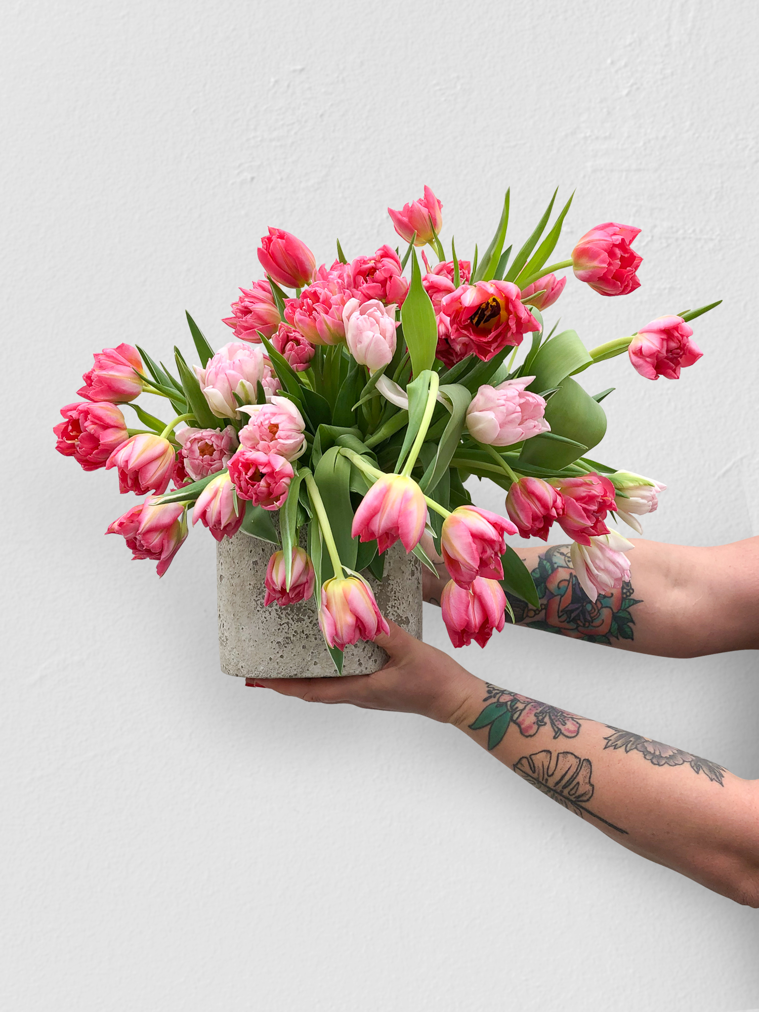 Through The Simple Task Of Arranging Three Bunches Pink Parfait Peonies Lara Suddenly Noticed Her Hectic Anxious Mind Had Been Silenced And She